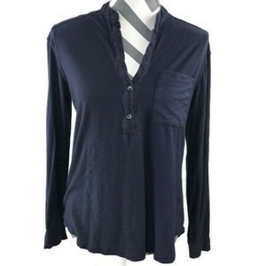 Standard James Perse V Neck Top